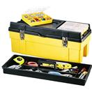 "BLACK & DECKER Tool Box with Tools 24"" TOOL BOX"